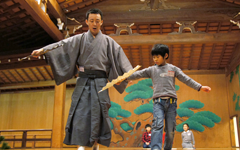Traditional Performing Arts for Kids